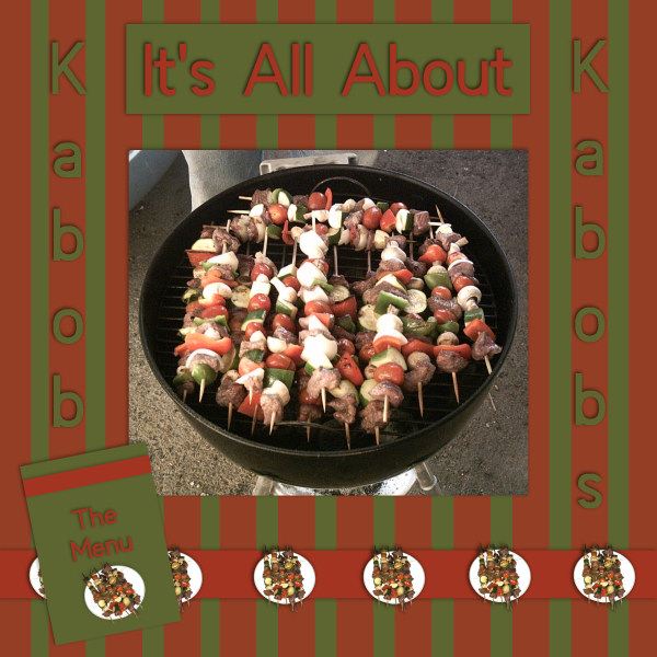 It's All About Kabobs