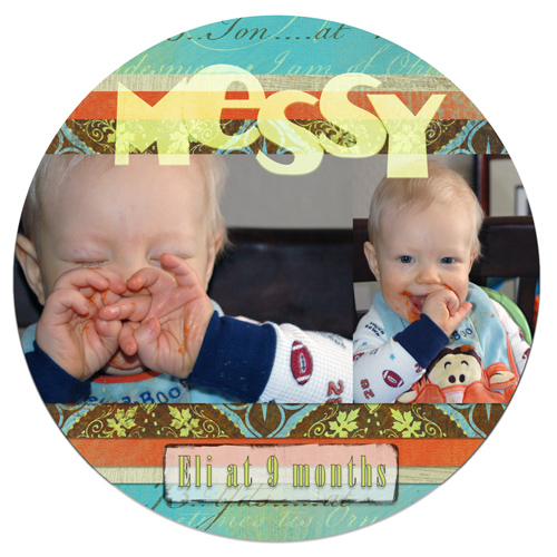 Messy Eli CD cover