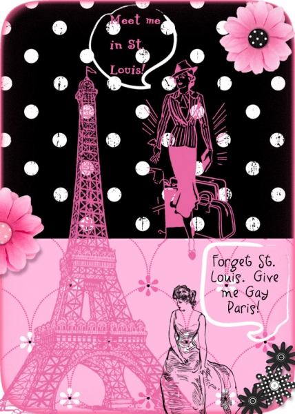 Give Me Paris ATC