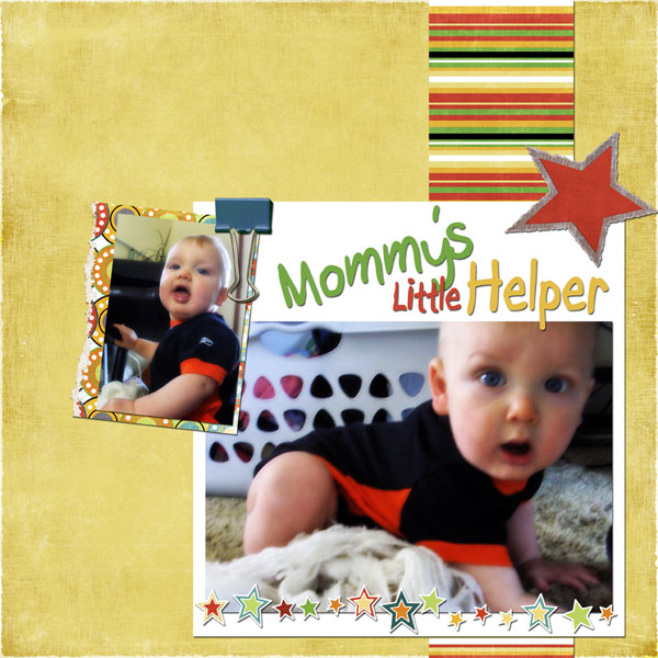 Mommy's little helper (for Erin/Chickypow)