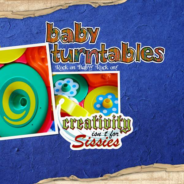 Baby Turntables