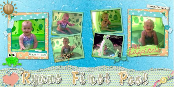 First Pool