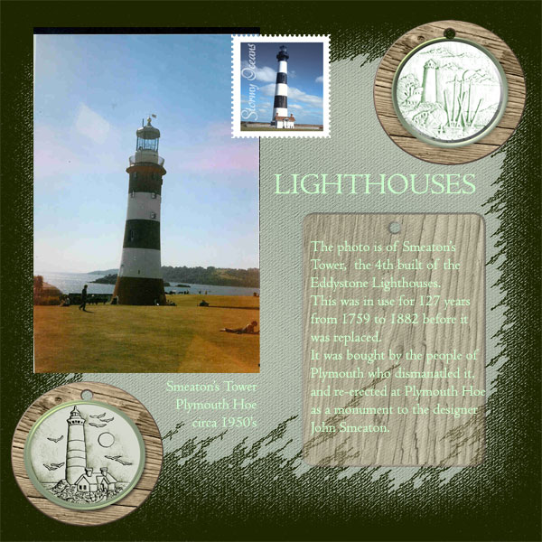 Plymouth Ho Lighthouse