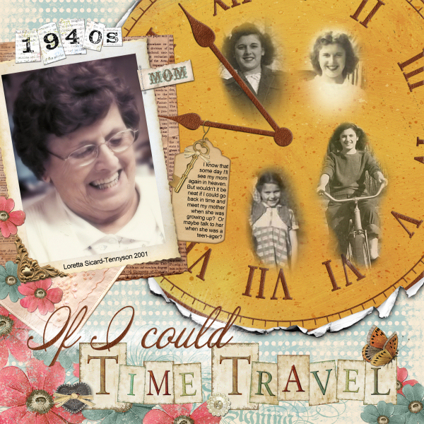 If I Could Time Travel