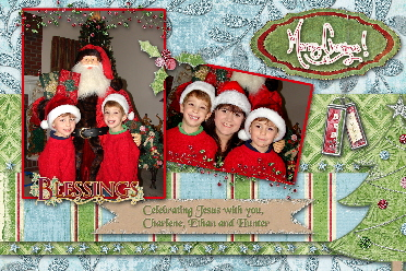 2007 Christmas Card