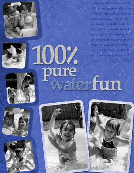 Pure Water Fun