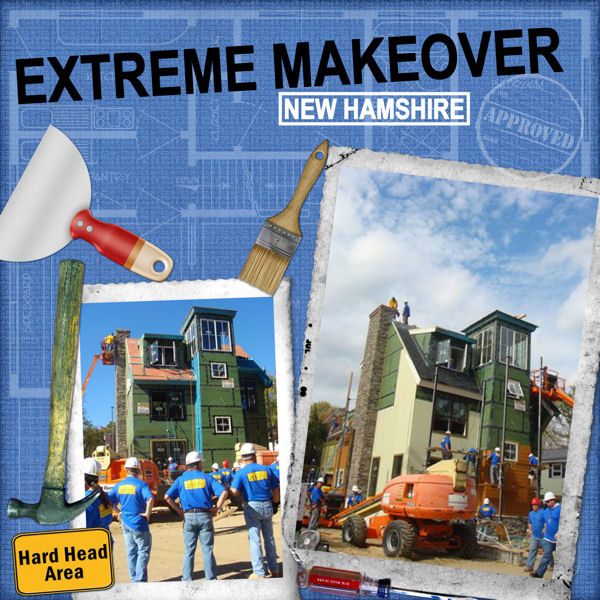 Extreme Makeover NH Edition