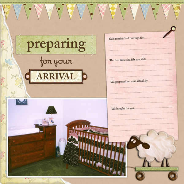 Preparing for your Arrival