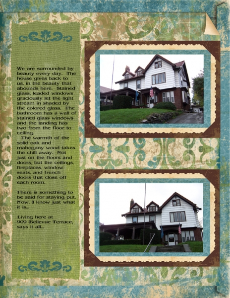 The Heritage of a Home (continued)
