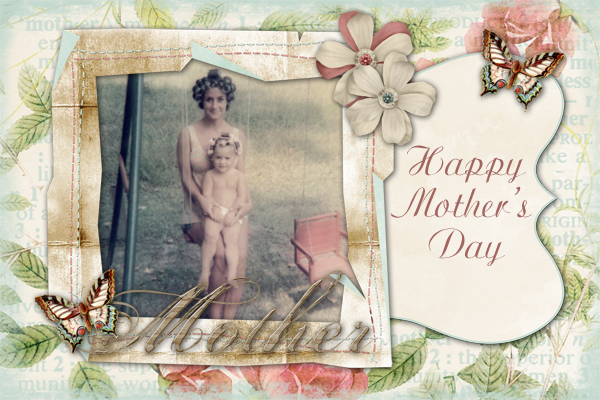 2008 Mother's Day Card