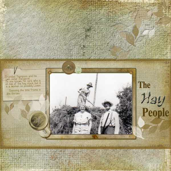 The Hay People