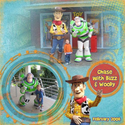 20080809 Chase with Buzz and Woody