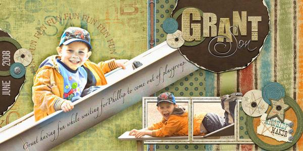 Layout by Brandy Murry