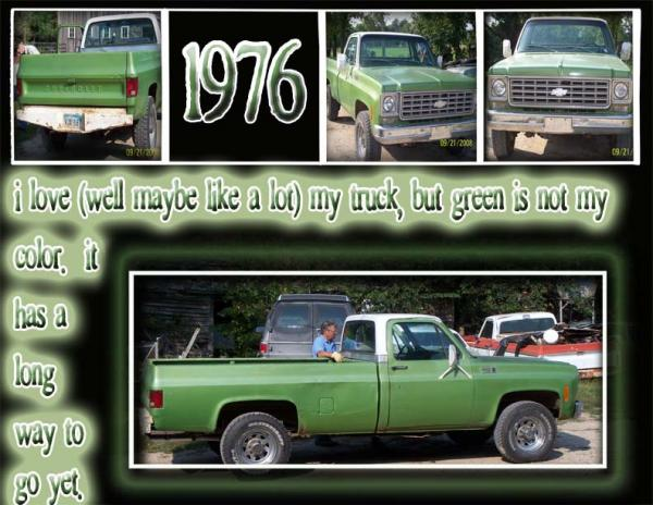 mike's truck