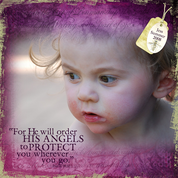 Angels will Protect You