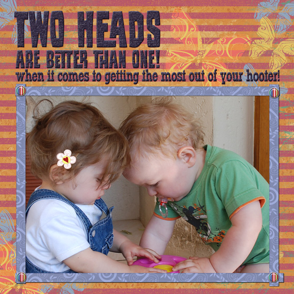 Two Heads are Better than One!