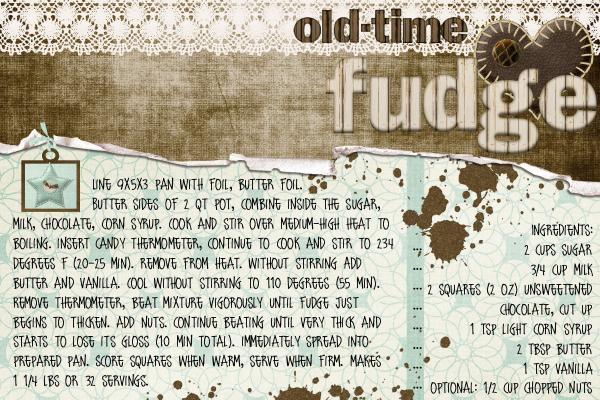 Old-Time Fudge