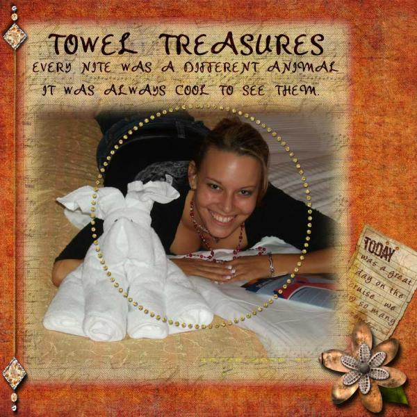 TOWEL TREASURES