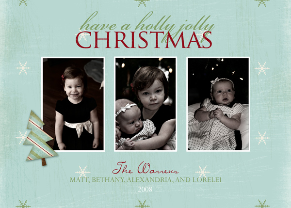 Christmas Card 08