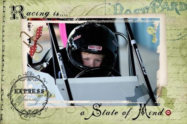 Racing is a State of Mind