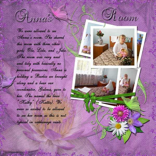 Anna's Room (Russian Adoption pg 6)