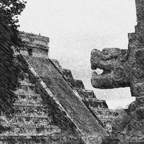 Chichen-Itza Mexico