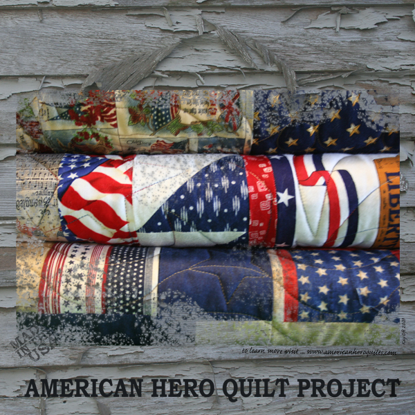American Hero Quilt Project