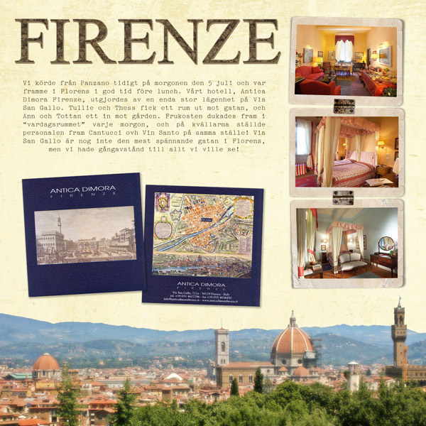 Page 28 - Arriving in Florence
