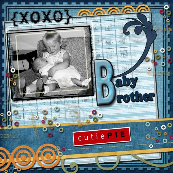 Tues Freebie Challenge Baby Brother