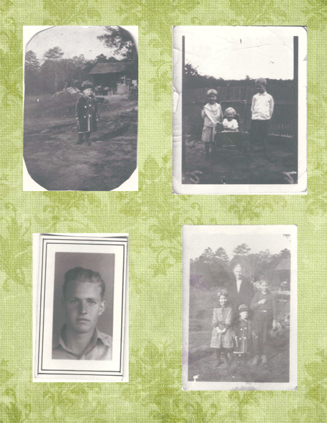 Original Photos for Layout Two