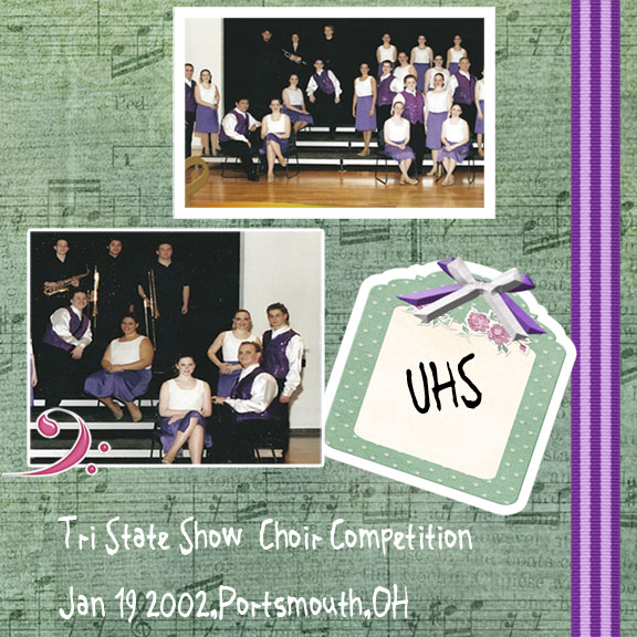 UHS Show Choir Competition