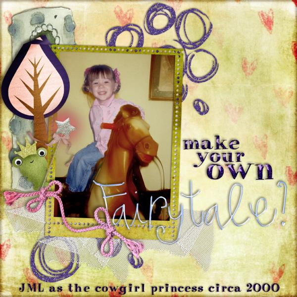 Make Your Own Fairytale