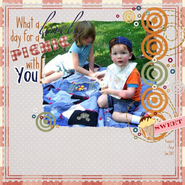 Picnic with You