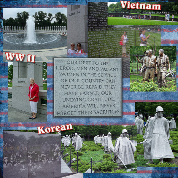 Travels_DC War Memorials
