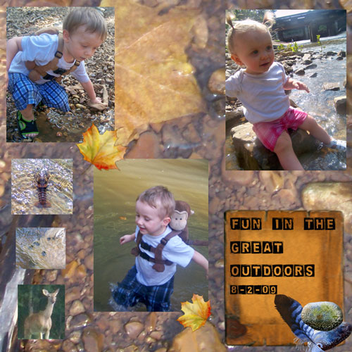 Family Fun In The Great Outdoors