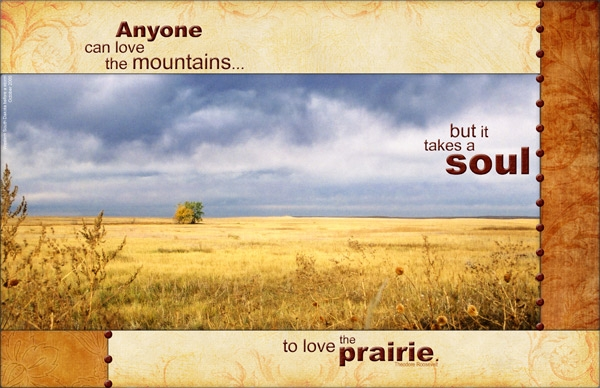 To Love the Prairie (MM)