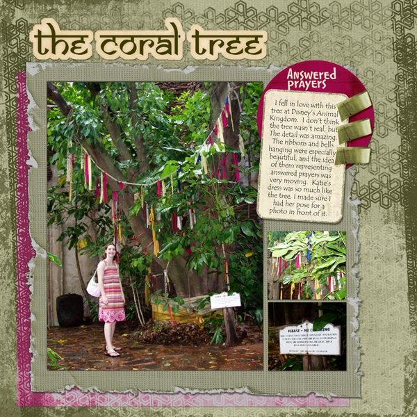 The Coral Tree