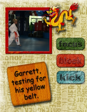 Testing for Yellow Belt