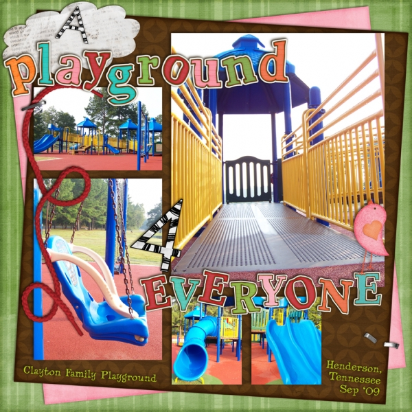 A Playground 4 Everyone