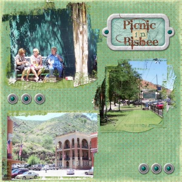 Bisbee's Many Faces