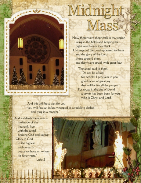 Liturgical Year, Christmas, part 2 of 2