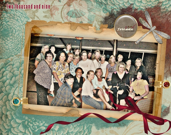 The Scrapbooking Group on Cruise