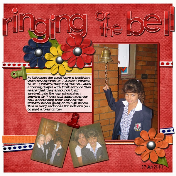 Ringing of the Bell