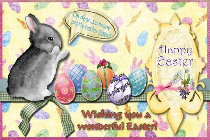 HAPPY EASTER&#33;