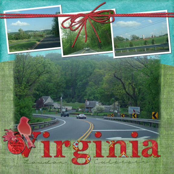 coast to coast -- Virginia