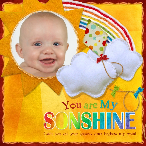 Sonshine - May Ad Challenge