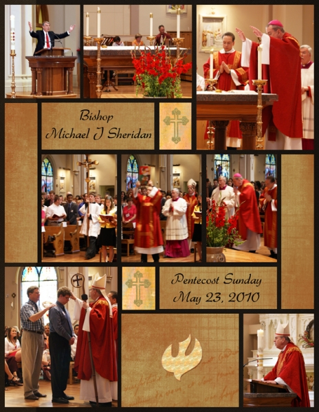 Confirmation at St Mary Cathedral, p.2 of 2