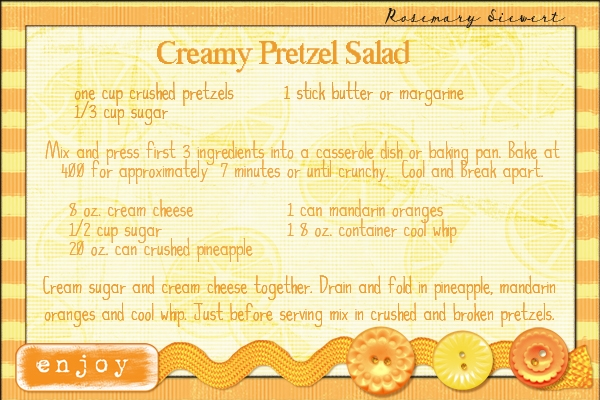 June_Light recipe_Creamy Pretzel Salad