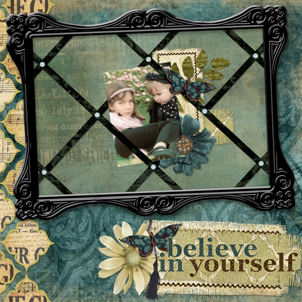 ScrapSimple Embellishment Templates: Memory Boards and Frames