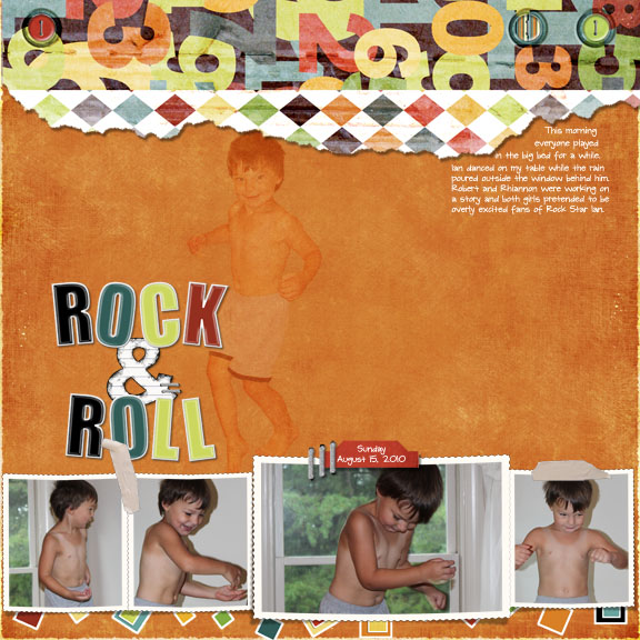 Commotion Collection -- Rock n Roll